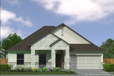 New Braunfels Single Family Home For Sale: 1404 Settlement Way