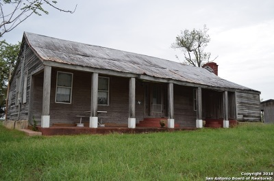 Guadalupe County Farm & Ranch For Sale: 11115 Alternate 90