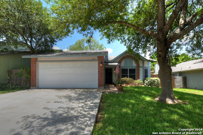 San Antonio Single Family Home Back on Market: 8515 Serene Ridge Dr