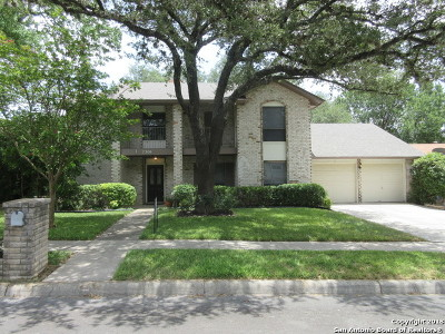 San Antonio Single Family Home Back on Market: 7306 Crownpiece St