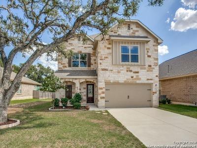 San Antonio Single Family Home Price Change: 5922 Akin Song