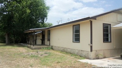 Hondo Single Family Home For Sale: 177 County Road 456