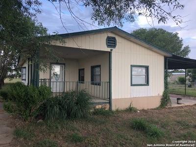Atascosa County Single Family Home For Sale: 290 Julia Ave