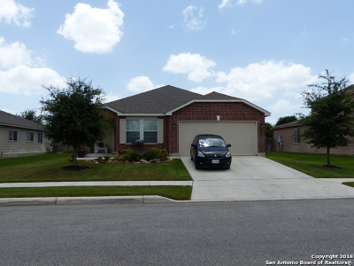 Selma Single Family Home For Sale: 16215 Galloping Oak