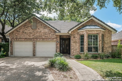 San Antonio Single Family Home Back on Market: 42 Haverhill Way