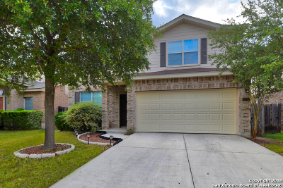 Helotes Single Family Home For Sale: 13702 Sonora Blf