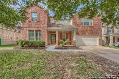 San Antonio Single Family Home For Sale: 25135 Manhattan Way