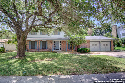 Single Family Home For Sale: 12710 Prima Vista Dr