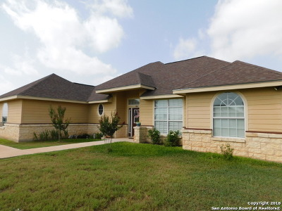 Frio County Single Family Home For Sale: 120 Blue Bonnet Hill St
