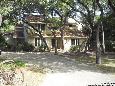 Seguin Single Family Home For Sale: 22 Baer Creek Trail