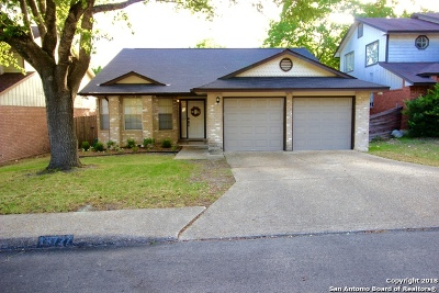 San Antonio TX Single Family Home Back on Market: $179,500