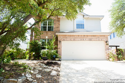 Helotes Single Family Home Back on Market: 8214 Eagle Peak