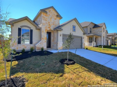 Bexar County Single Family Home For Sale: 13110 Tabak Trail