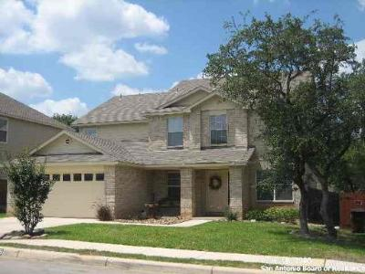 San Antonio Single Family Home For Sale: 4719 Branching Bay