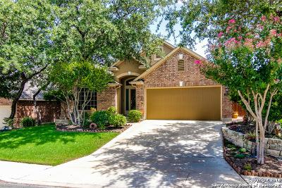 San Antonio Single Family Home Back on Market: 12026 Carson Cove