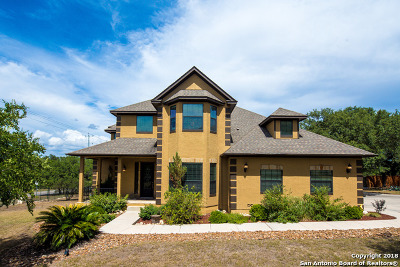 Single Family Home For Sale: 21326 Hampton Park