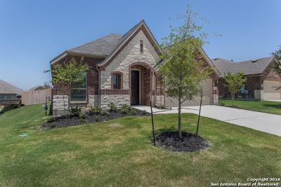 Schertz Single Family Home Price Change: 2913 Mineral Springs