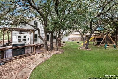 Schertz Single Family Home Price Change: 3512 Angora Trail