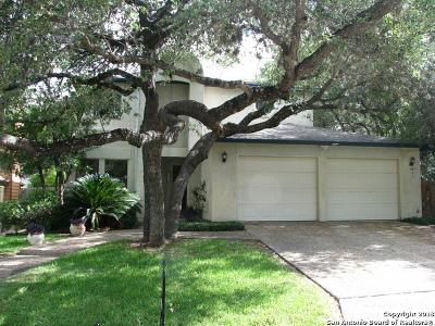 San Antonio Single Family Home Back on Market: 9323 Harvest Trl