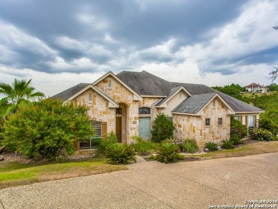 San Antonio Single Family Home For Sale: 41 Trophy Ridge