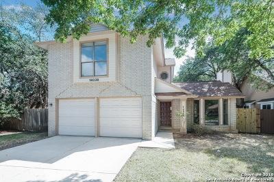 San Antonio Single Family Home Back on Market: 14036 Cedar Canyon