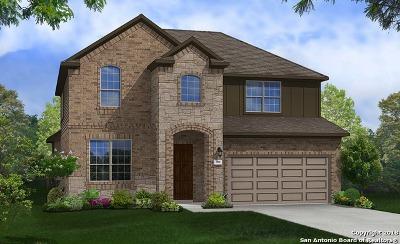 Schertz Single Family Home Price Change: 2909 Mineral Springs