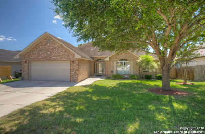 New Braunfels Single Family Home Back on Market: 2060 Stonecrest Path