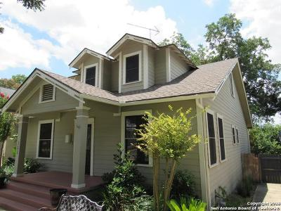 Alamo Heights Rental Back on Market: 308 Abiso Ave