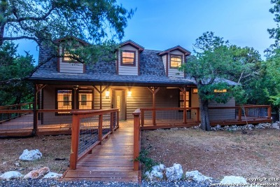 Boerne Single Family Home Back on Market: 309 River Forest Dr