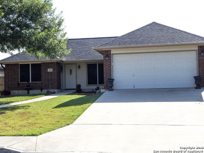 New Braunfels Single Family Home For Sale: 2167 Bentwood Dr