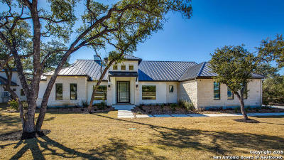 Bexar County Single Family Home For Sale: 23119 Norfolk Canyon