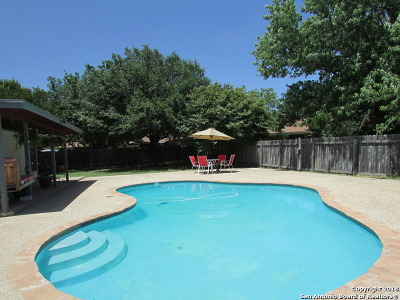 San Antonio Single Family Home Back on Market: 14903 Royal Port