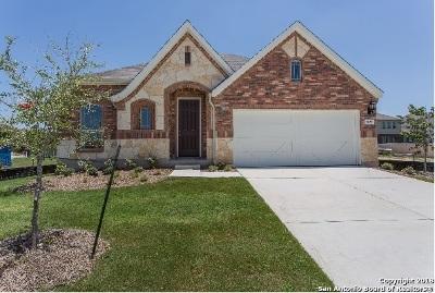 Schertz Single Family Home Price Change: 2832 Cheney Rd