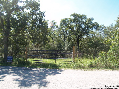 Guadalupe County Residential Lots & Land For Sale: Tbd Cross Rd