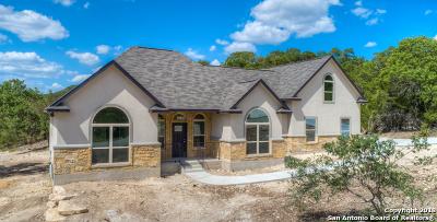 Canyon Lake Single Family Home For Sale: 1005 Flaman Rd