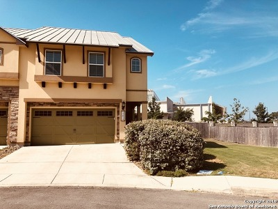 Bexar County Single Family Home For Sale: 23814 Stately Oaks