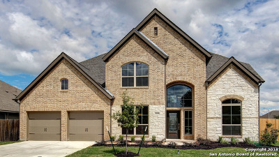 Mill Creek Crossing Single Family Home For Sale: 3005 Saddlehorn Drive