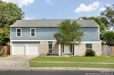 Converse Single Family Home For Sale: 8027 Deadwood Ridge