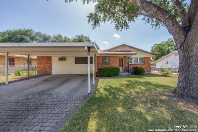 Kirby Single Family Home Back on Market: 4026 Kirby Dr