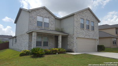 Cibolo Single Family Home For Sale: 213 Willow Way