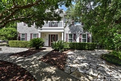 Universal City Single Family Home Price Change: 125 Oak Knob
