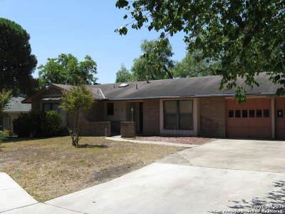 San Antonio Single Family Home Back on Market: 5214 Newcome Dr