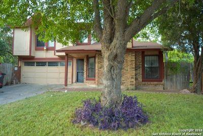 San Antonio Single Family Home Price Change: 2102 Centerville Dr