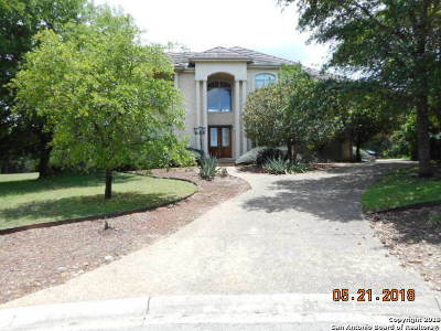 San Antonio TX Single Family Home For Sale: $556,400
