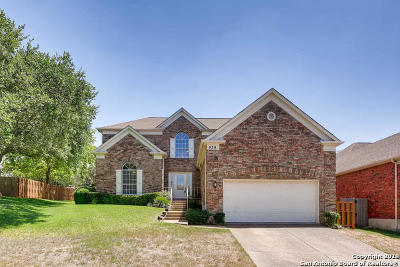 San Antonio Single Family Home For Sale: 938 Lightstone Dr