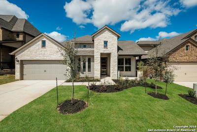 San Antonio Single Family Home For Sale: 23115 Emerald Pass