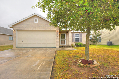 Selma Single Family Home For Sale: 7806 Ruidoso Chase