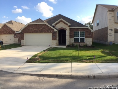 Helotes Single Family Home For Sale: 10706 Cactus Way