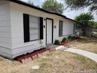 San Antonio Single Family Home For Sale: 207 Rasa Dr