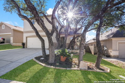 Boerne Single Family Home For Sale: 8730 Gelvani Grove